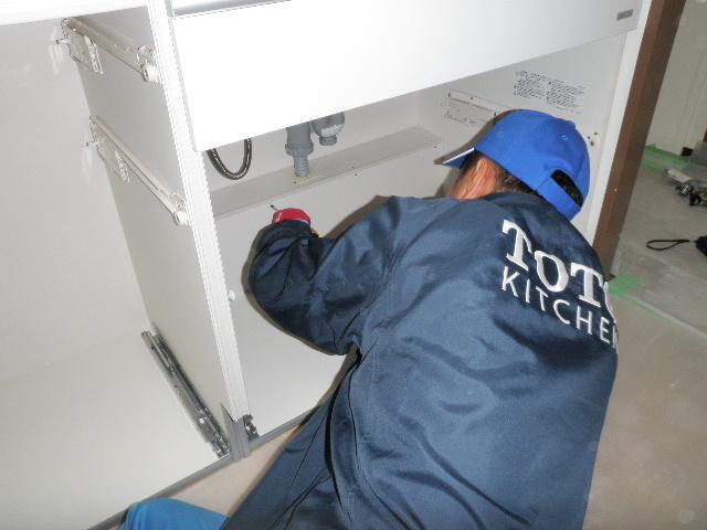 トラブラン通信販売事業部 システムキッチン水栓