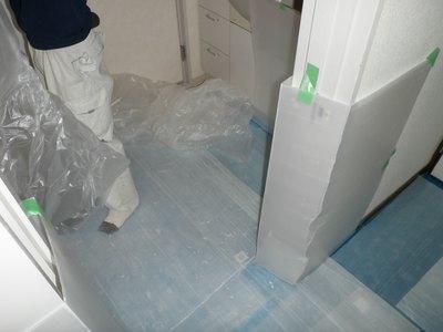 トラブラン通信販売事業部 UB浴室解体中です!