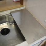 食洗器設置台卓上型 ステンレス台 卓上型 オーダー商品300×600トラブランオリジナル