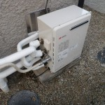ノーリツの壁掛け型給湯器[GT-2050SARX BL]トラブラン
