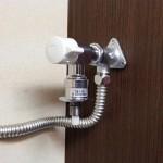TOTO 洗濯用水栓金具「ピタットくん」