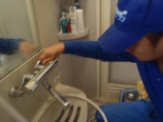 TOTO 浴室シャワー水栓金具 壁付タイプ メタルジョイシリーズ シングルレバー混合水栓 一般地 TMJ40C3S