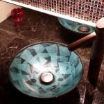 NITTOCERA  KUシリーズ 九谷焼 手洗い鉢 トラブラン