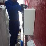 ガス給湯器 設置 工事 施工 取替 本体 リモコン