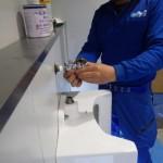 TOTO フラッシュバルブ 交換 小便器 トイレ